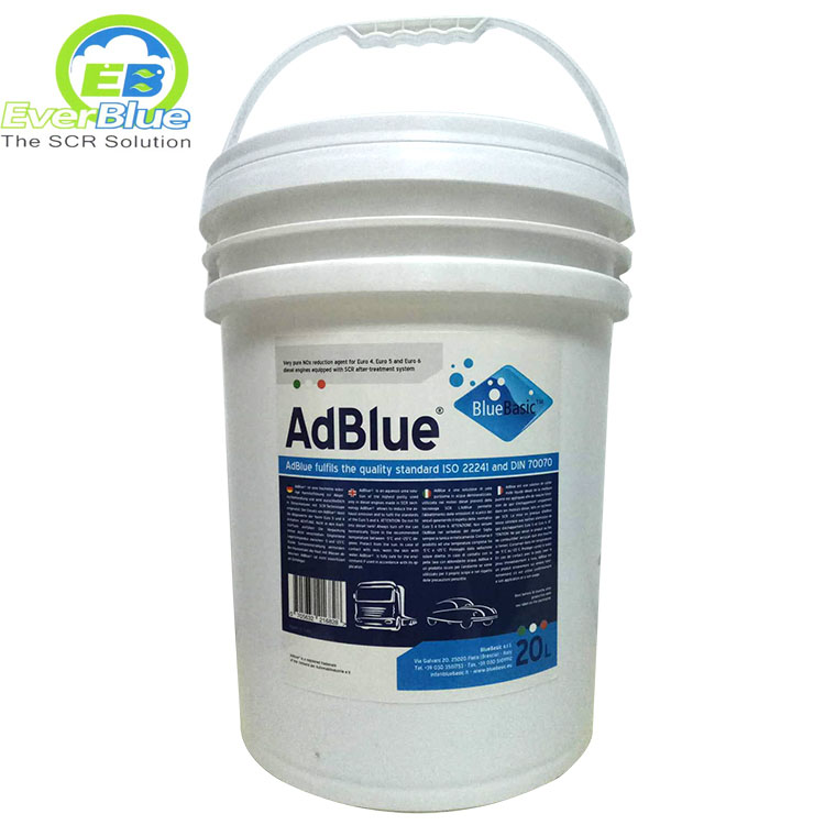 VDA AdBlue urea solution suitable for all Euro Ⅳ and Euro Ⅴ SCR system