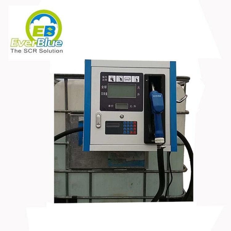 Easy to carry portable AdBlue filling machine dispenser