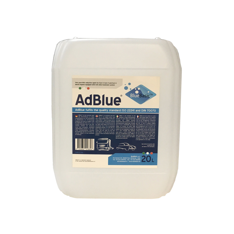 VDA standard AdBlue DEF Urea liquid for diesel vehicle