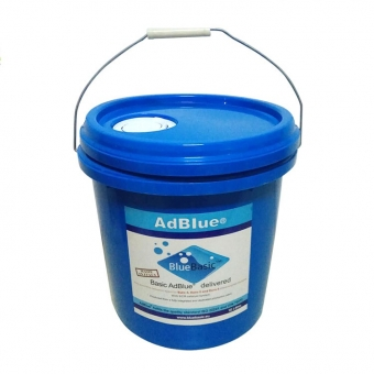 Seau durable AdBlue, solution d'urée 10L