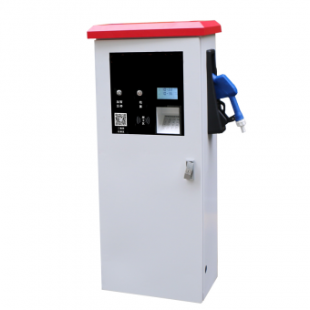 Distributeur de carburant DEF AdBlue avec buse simple